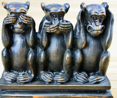 three-monkeys-1212621_1920